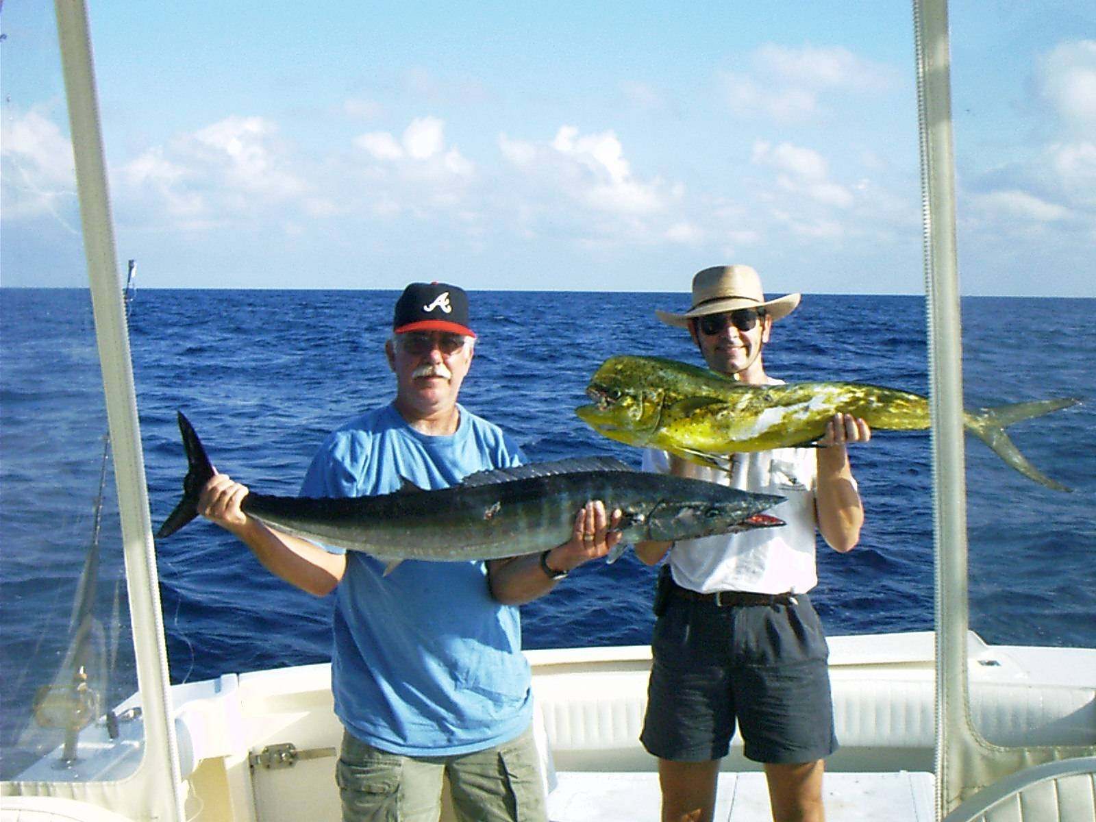 Jacksonville deep sea fishing charters with capt ray mccauley for Deep sea fishing jacksonville